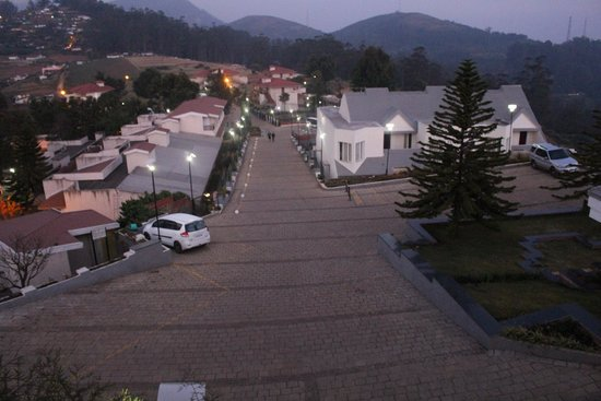 Ooty - Fern Hill, A Sterling Holidays Resort: View from room