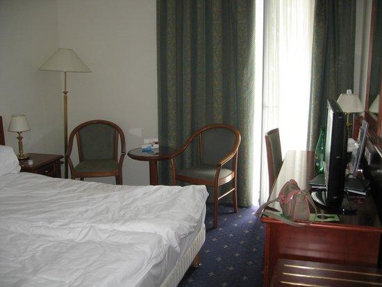 Radisson Blu Resort Split: chambre ancienne aile