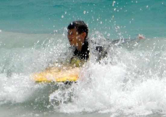 Tri-Sport Eco Tours: Catching a wave