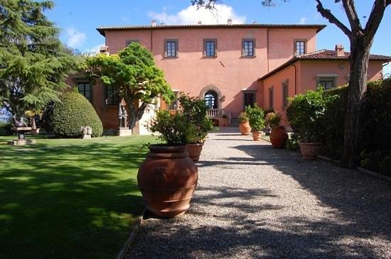 Villa Mangiacane : villa