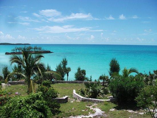 Gaulding's Cay: Aqua Waters!