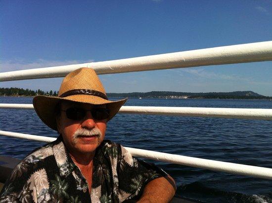 Marina's Hideaway: Gabriola Ferry Cruise!