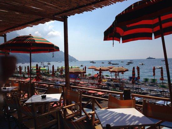 Spiaggia del Fornillo: Perfection