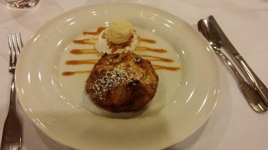 Logis l'Abreuvoir : mon dessert le 2ème soir