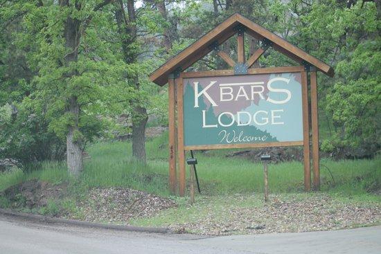 K Bar S Lodge : We have arrived