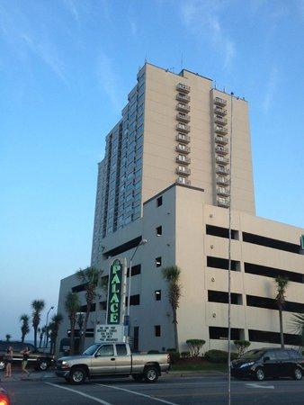 The Palace Resort : Palace Resort