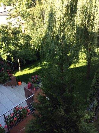 WawaBed - Warsaw Bed and Breakfast: Внутренний дворик