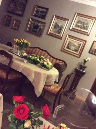WawaBed - Warsaw Bed and Breakfast: Лобби