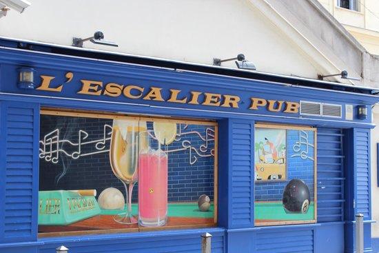 Pub L'Escalier