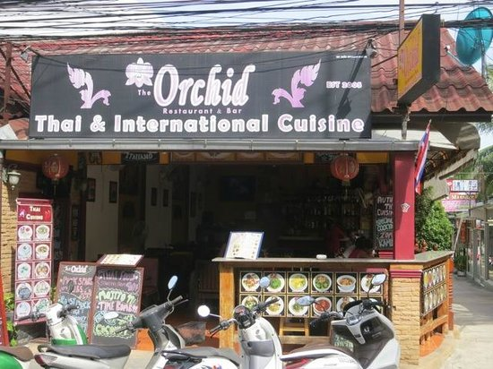The Orchid Restaurant & Bar: Orchid Restaurant