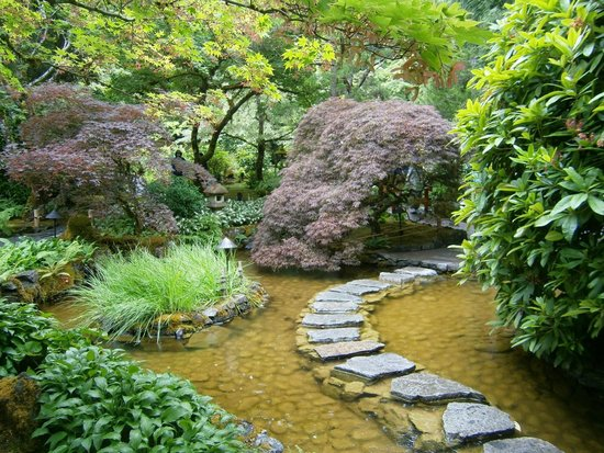Butchart Gardens: From the Japanese Garden