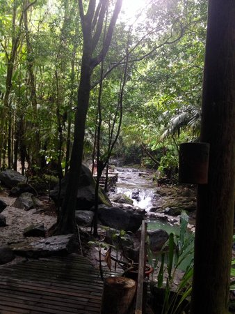 Termales del Bosque: thermal pools