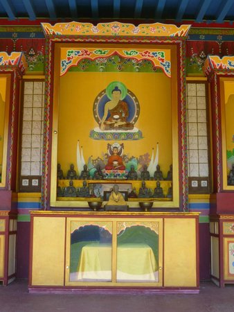 Tibetan Mongolian Buddhist Cultural Center
