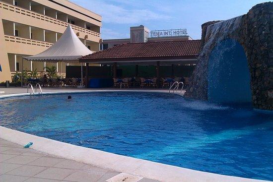 Hotel Marjorie 'Y': Nice pool