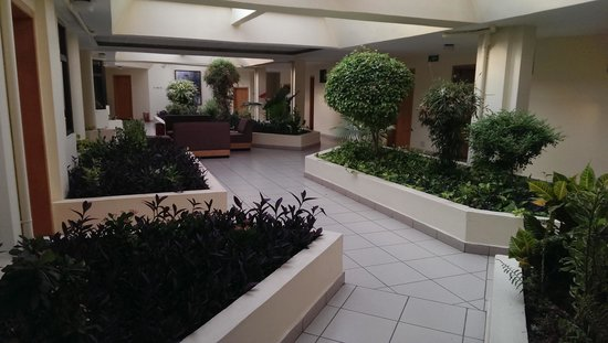 Hotel Marjorie 'Y': Foyer