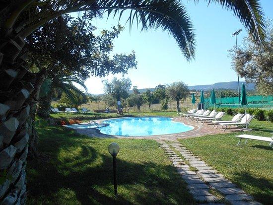 Alghero Resort Country Hotel: Piscine