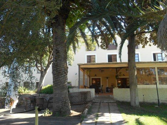 Alghero Resort Country Hotel: Terrasse déjeuner