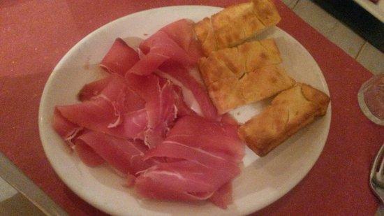 Il Bocconcino: Jambon pain romarin
