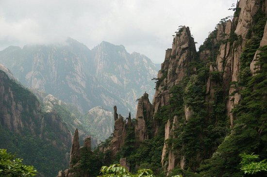 Mt. Huangshan (Yellow Mountain): Huangshan
