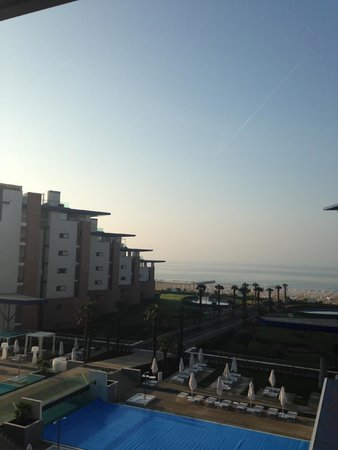 Almar Jesolo Resort & Spa: Vista dalla stanza
