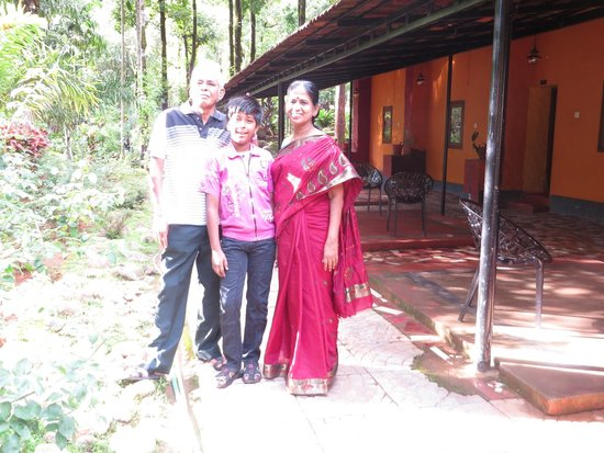 Blue Ginger Spa Resorts Wayanad : Our other family members