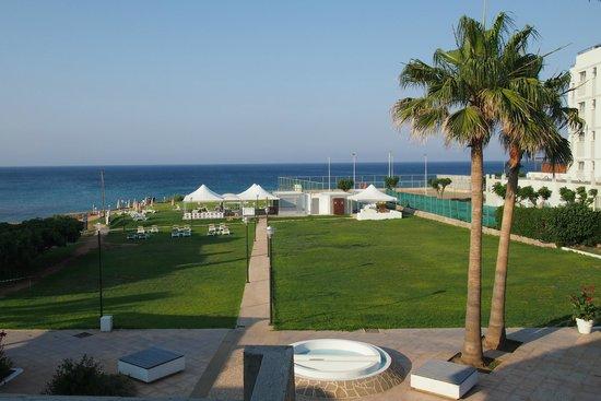 Penelope Beach Hotel: Вид из номера
