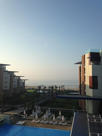 Almar Jesolo Resort & Spa: Vista dalla camera