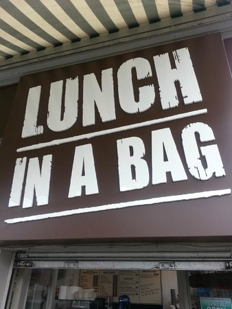 Lunch in a bag
