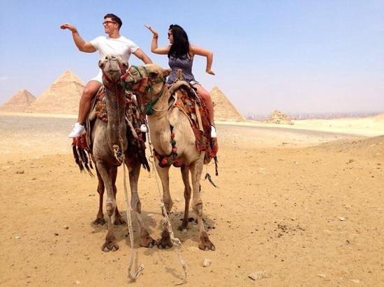 Sinai Safari Adventures : cairo by air