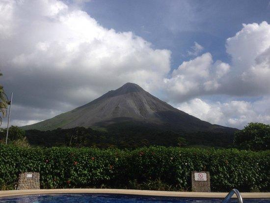 Arenal Kioro Suites & Spa: Mt Arenal