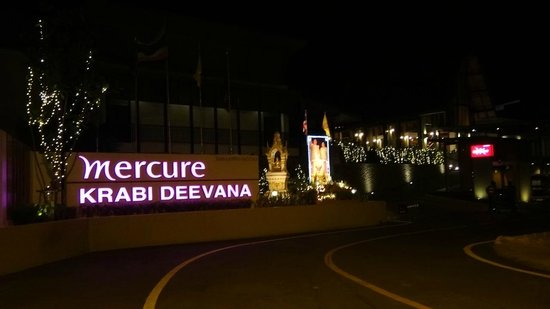 Deevana Plaza Krabi Aonang: ))