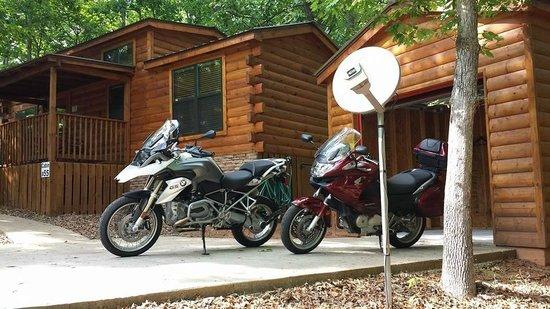 Copperhead Lodge 55