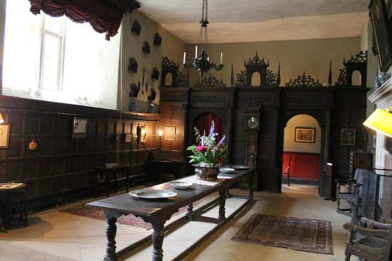 Chastleton House and Garden: Main hall