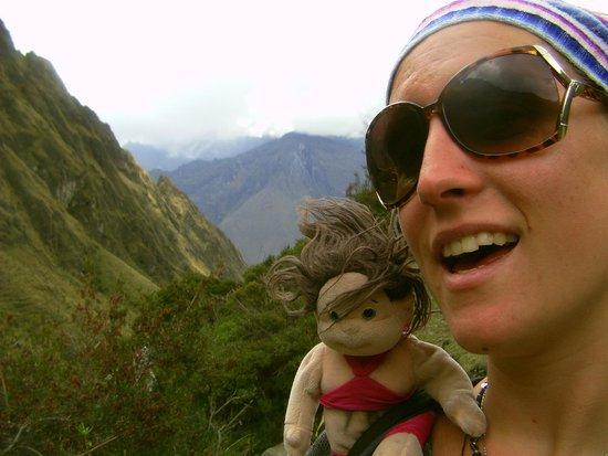 Camino Inca: Day 2 of the trek!