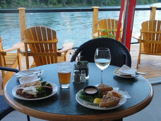 Image result for tete jaune lodge brunch