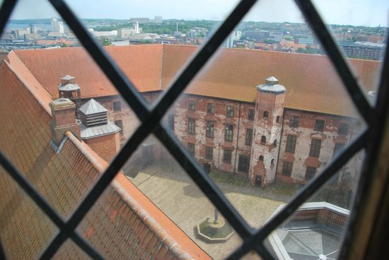 Koldinghus: From the Tower