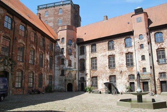 Koldinghus: Interior Castle Courtyard