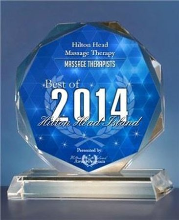 Hilton Head Massage Therapy: We won BEST MASSAGE IN HILTON HEAD for the Third Year in a Row!