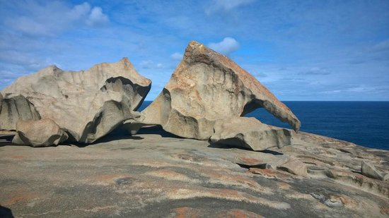 Parc national de Flinders Chase : remarkable rocks