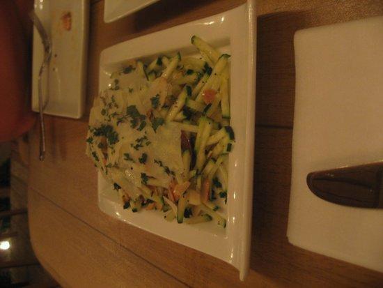 SandBar : Zuchinni Salad