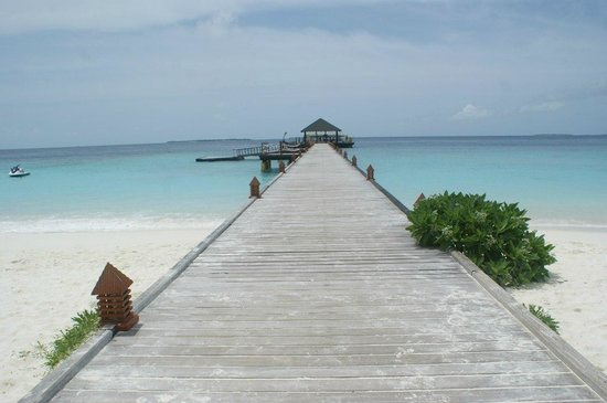 Adaaran Select Meedhupparu : Дорога в рай)
