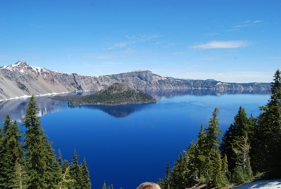 Collier Memorial State Park: Beautiful Crater Lake