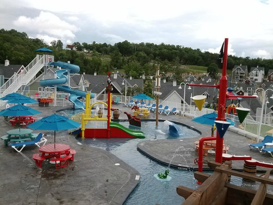Stormy Point Village a Summerwinds Resort: New Water Park