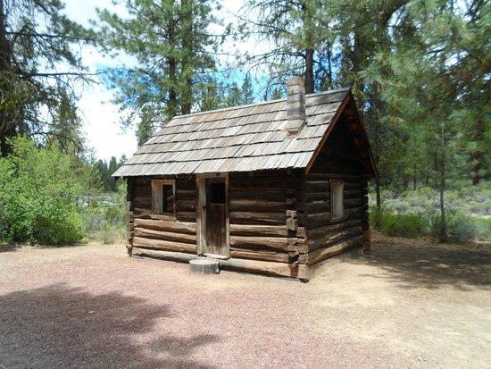 Collier Memorial State Park: Pioneer Museum