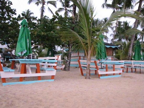 Hotel Residence Playa Colibri: playa and beachbar/breakfast/dinner