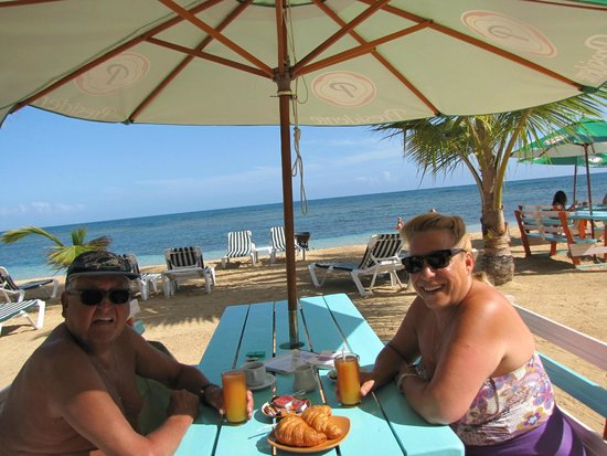 Hotel Residence Playa Colibri: perfect breakfast and staff.