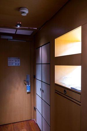 Eurostars Budapest Center Hotel: Inside of room