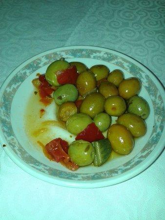 Xaica Restaurant : Olive