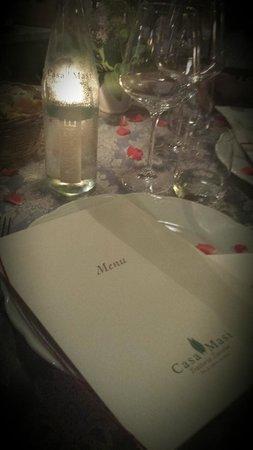 Casa Masi: Il Tavolo