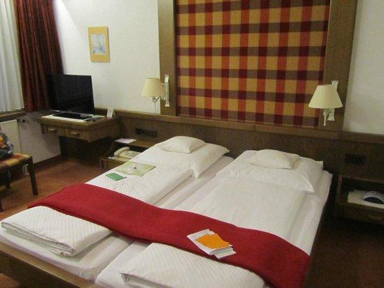 Hotel Gasthof Falken: Muy buen hotel en la Selva Negra